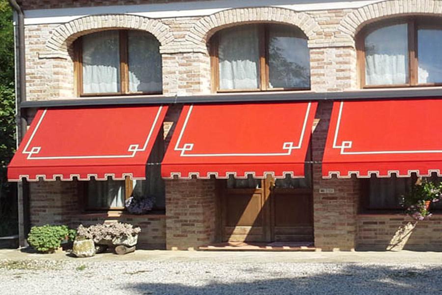 Tende da sole Tappezzeria Minelli Brescia